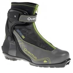 Chaussures ski de fond skate sport homme skate 100 NNN