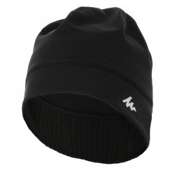 Bonnet ski de fond sport noir