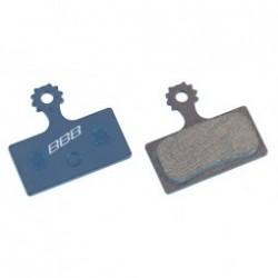 BBB Paire de plaquettes Organique DiscStop Shimano XTR BBS-56