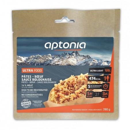 Repas déshydraté ULTRA FOOD pâtes à la bolognaise 120g