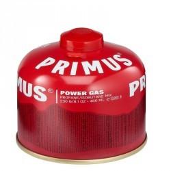 Cartouche de gaz à vis pour réchaud power gas 230 grammes
