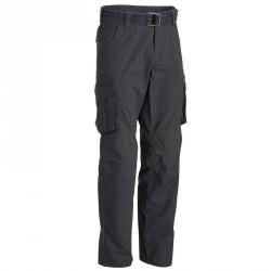 Pantalon Trekking arpenaz 500 homme gris foncé