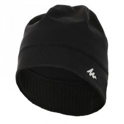 Bonnet ski de fond sport junior noir