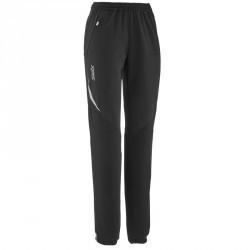 Pantalon ski de fond softshell Geilo femme noir