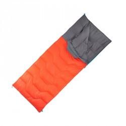 Sac de couchage de camping  / camp du randonneur ARPENAZ 10° plume rouge