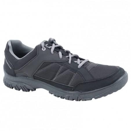 Chaussure de randonnée nature homme Arpenaz 50 noir