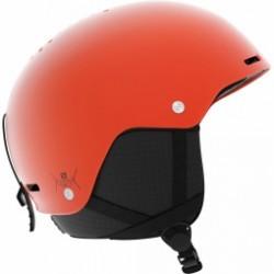 Casque De Ski Salomon Pact Orange Pop