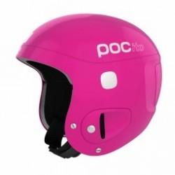 Casque De Ski Poc Pocito Skull Fluo Pink