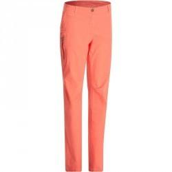 Pantalon randonnée nature femme Arpenaz 100 Orange