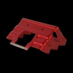 Couteau Dynafit Crampons 120mm Red