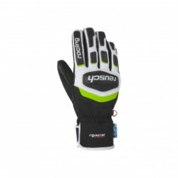 Gants De Ski Racing Reusch Race Training R-tex® Xt Bk/wh/gr