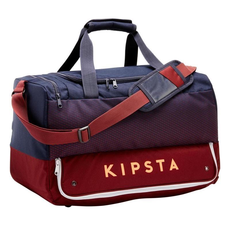 3c82051639 Avis / test - Sac de sport Hardcase 45 litres bleu bordeaux - KIPSTA ...