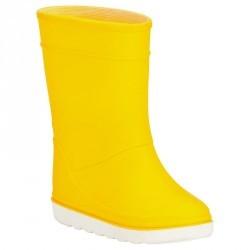 Bottes bateau B100 enfants jaune