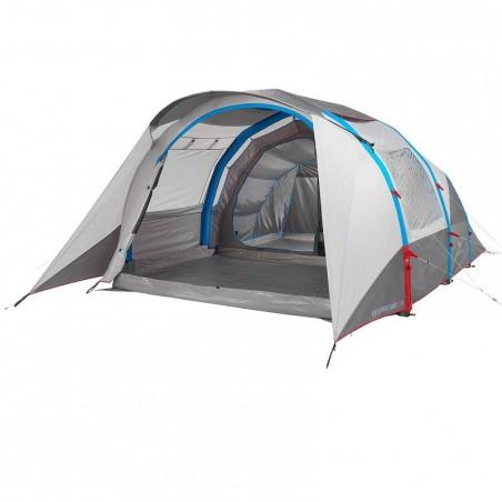 Tente de camping familiale air seconds 5.2 xl | 5 personnes grise