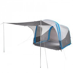 SEJOUR A PORTES CAMPING / CAMP DU RANDONNEUR AIR SECONDS XL  6 PERS. UPF30 GRIS