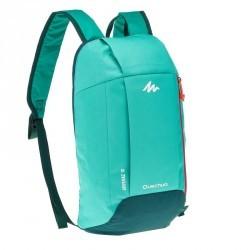 sac à dos de randonnée pour la journée Arpenaz 10L vert menthe : Simple et léger