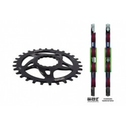 Plateau Mrp Wave Ring RaceFace 34T