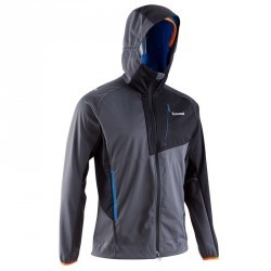 SOFTSHELL ALPI LIGHT MAN Noir