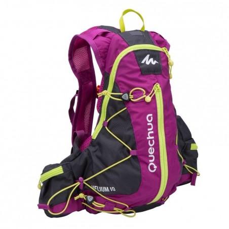 Sac à dos de randonnée rapide, ou fast hiking HELIUM 10L Violet