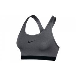 Brassière Nike Pro Classic Noir / Gris