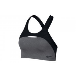 Brassière Nike Pro Classic Modern  Noir / Gris