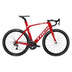 Vélo de Route Trek Madone SL 6 Shimano Ultegra 11V 2019 Rouge / Blanc