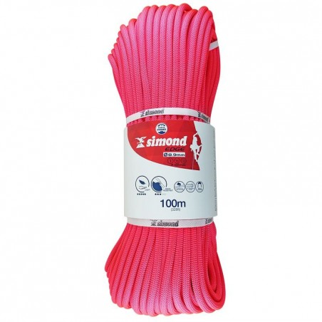 Corde d'escalade EDGE 8.9mm x 100m