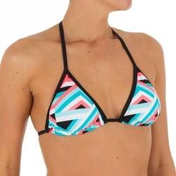 Haut de maillot de bain femme triangle coulissant avec coques MAE KEOLA MARTINIC