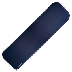 Matelas autogonflant de bivouac / randonnée / trek FORCLAZ 400 L bleu