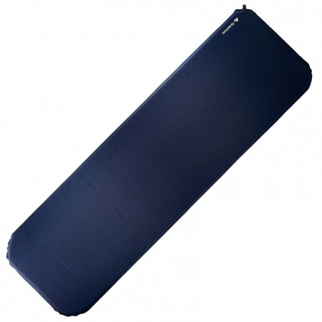 Matelas autogonflant de bivouac / randonnée / trek FORCLAZ 400 XL bleu