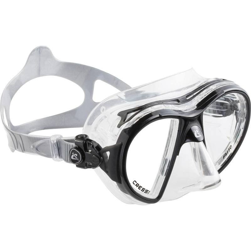 Masque de plongée Air crystal noir