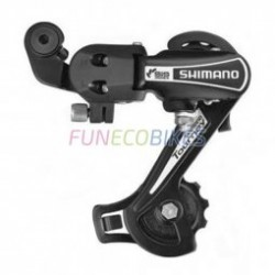 Derailleur Arriere TY21, 6V, Attachement Direct