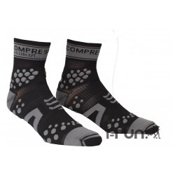 Compressport Chaussettes Pro Racing Trail V2 déstockage running