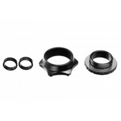 Kit de Conversion Avant Neatt Boost 15x110mm Centerlock Noir