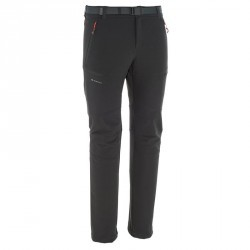 Pantalon Forclaz 500 warm M noir.