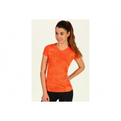 Asics Allover Graphic Top W déstockage running
