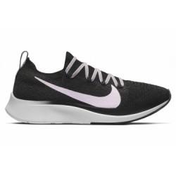 Chaussures de Running Femme Nike Zoom Fly Flyknit Noir / Rose