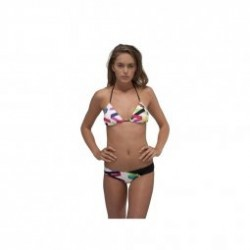 Bikini ROXY COLOR STICK Sweetheart PT Blanc