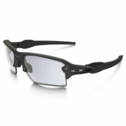 OAKLEY FLAK 2.0 XL Steel - Clear to Black Photocromic OO9188-16