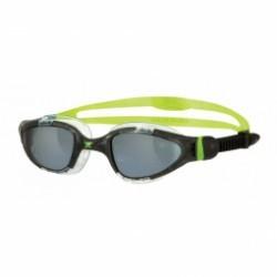 Lunettes Zoggs Aqua Flex Titanium - Black/Lime