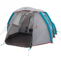 Tente de camping familiale Air seconds family 4.1 xl I 4 personnes