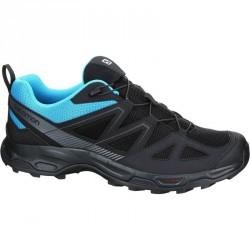 Chaussures de randonnée tige basse Salomon Holcan homme noir bleu