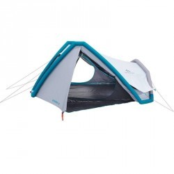 Tente de camping AIR SECONDS 3 XL FRESH&BLACK | 3 personnes blanche