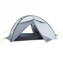 Tente de bivouac / randonnée  / trek  QUICK HIKER | 2 personnes fresh and black