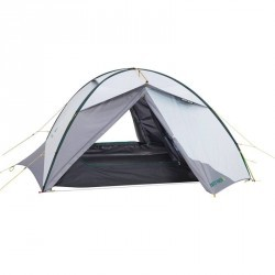 Tente de bivouac / randonnée  / trek  QUICK HIKER | 3 personnes fresh and black