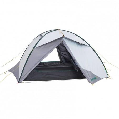 Tente de bivouac / randonnée  / trek  QUICK HIKER | 3 personnes fresh and black