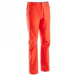 PANTALON CLIFF HOMME ROUGE
