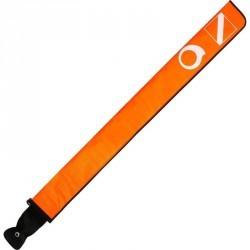 Parachute de signalisation de palier de plongée Orange