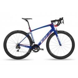 Vélo de Route BH Quartz 4.5 Shimano Ultegra Di2 11V 2019 Bleu / Rouge
