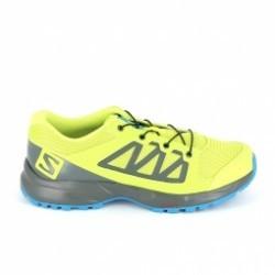 Chaussure de running SALOMON XA ELEVATE Jr Jaune